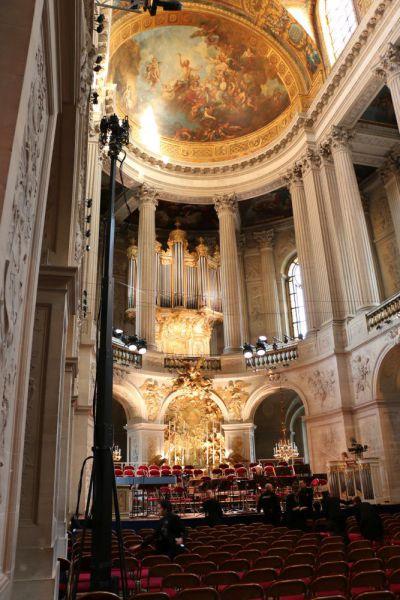 Towercam XL @ Monteverdi Parijs