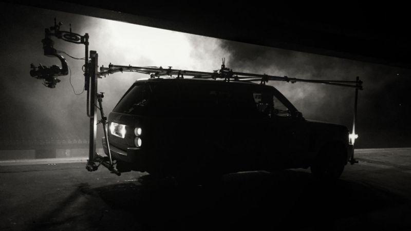 Black Arm met Shotover U1 aan Remote Slider @ Commercial BMW