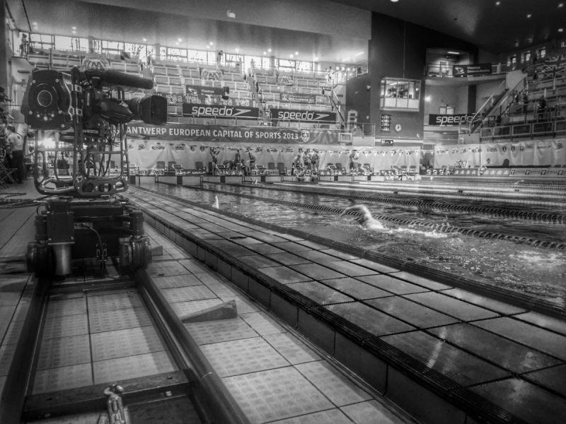 Sam Dolly @ BK Zwemmen