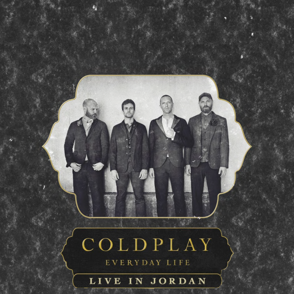Coldplay - Everyday Life Live in Jordan