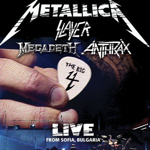 Metallica/Slayer/Megadeth/Anthrax: The Big 4 - Live from Sofia, Bulgaria (2010)