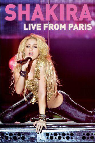 Shakira: En vivo desde París (2011)