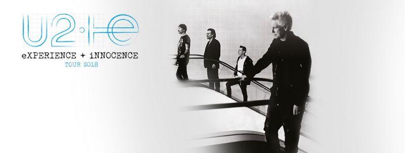 U2 eXPERIENCE + iNNOCENCE TOUR 2018 Berlin