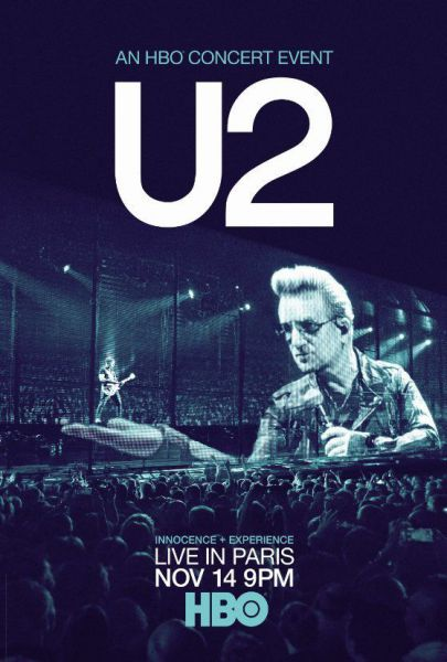 U2: Innocence + Experience, Live in Paris (2015)